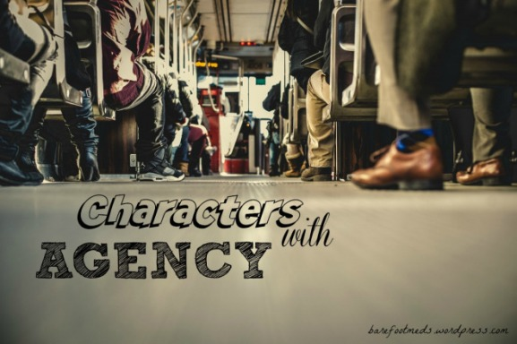 agency characters
